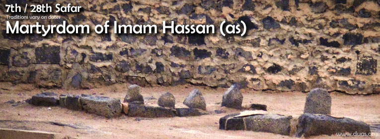 Non Muslim Perspective On The Revolution Of Imam Hussain: Imam Hassan As